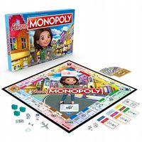 Gra Hasbro Panna Monopoly