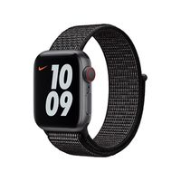 APPLE Watch Nike SE GPS 44mm Space Gray Aluminium Case with Anthracite Black Nike