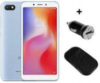SMARTFON XIAOMI Redmi 6A LTE 2/16GB BLUE DUAL SIM