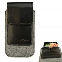 Kabura skóra OrLine Sony Xperia Z3 Etui