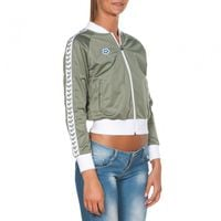 ARENA BLUZA ROZPINANA WOMAN RELAX IV TEAM JACKET ICONS ARMY-WHITE XS