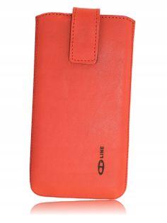Etui skóra OrLine HTC One M8 wsuwka