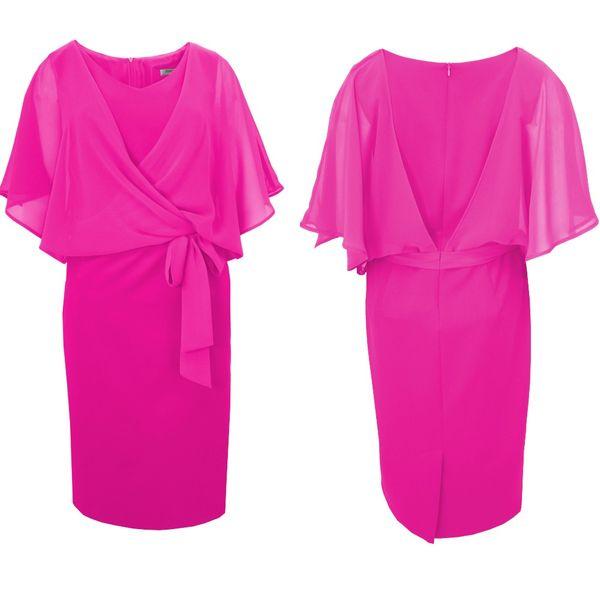 b98b22396c Elegancka wizytowa sukienka na Wesele Slub R  44