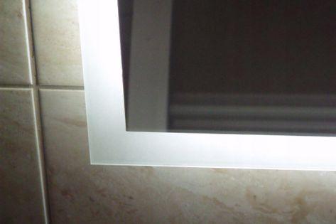 Lustro led 90x60 Wzór W1 Producent
