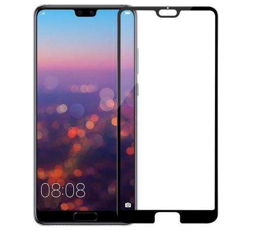Huawei P20 PRO 6.1 SZKŁO 3D 5D PEŁNE CAŁY EKRAN HARTOWANE 9H KLEJ na Arena.pl