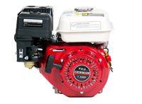 Silnik spalinowy GERMAN 7,5KM GX160 GX200 19mm +OL