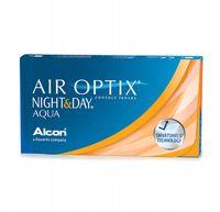 Air Optix Night&Day Aqua, 3 szt.