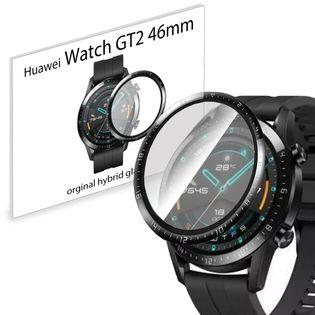Grizz SZKŁO hybrydowe 3D do Huawei Watch GT 2 46mm