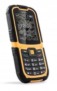 Telefon myPhone HAMMER 2 kolor: POMARAŃCZOWY
