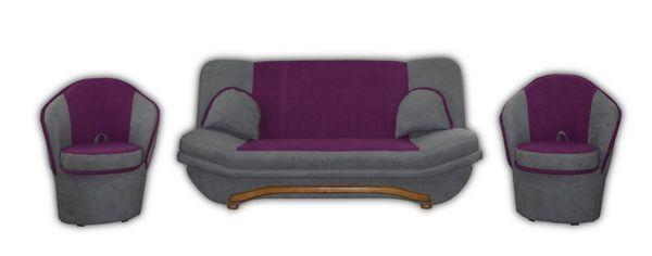 HARY BIS - wersalka kanapa fotel zestaw komplet wypoczynkowy