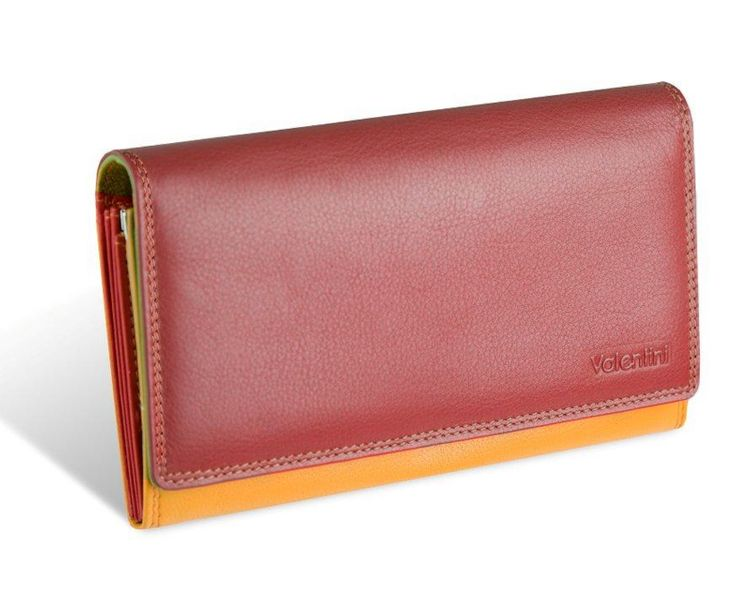 038366a762842 Klasyczny damski portfel Valentini