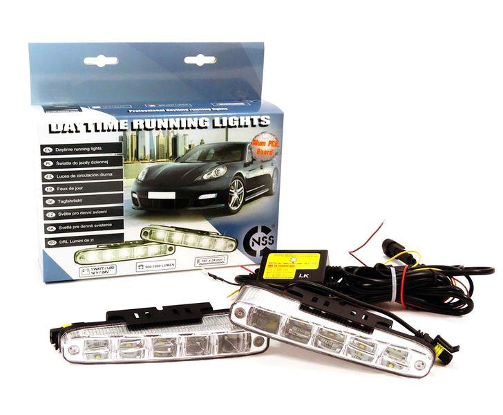 światła Lampy Dzienne Honda Civic Vii Jazz Crv