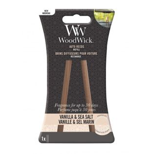 Zapach Do Auta WoodWick - Uzupełniacz Vanilla & Sea Salt
