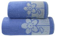 Ręcznik Paloma 70x140 Niebieski Greno