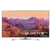 "Smart TV LG 49UK7550PLA 49"" 4K Ultra HD LED WIFI Szary"