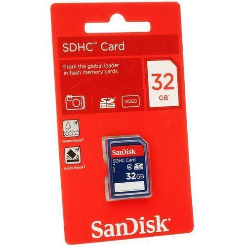 Karta pamięci SDHC SanDisk 32GB Class4 na Arena.pl