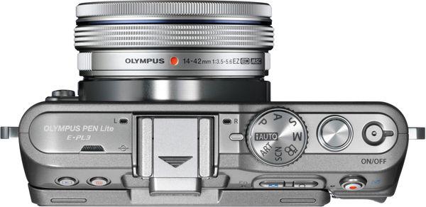 Olympus PEN E-PL3 14-42mm F3.5-5.6 EZ Aparat Obiektyw