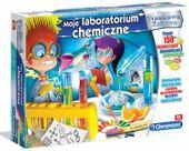 Clementoni Moje Laboratorim Chemiczne 150 doświadczeń naukowych