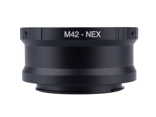 ADAPTER M42 na Sony NEX E-MOUNT + klucz A5100 A6000 A6500 A3000 A7 na Arena.pl
