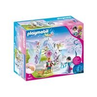 Kryształowa brama do Zimowej Krainy 9471 4+ Playmobil