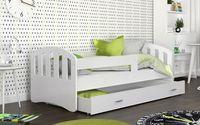 Łóżko HAPPY 180x80 szuflada + materac