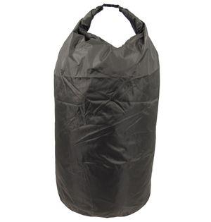 Duża torba wodoodporna 110 l oliwkowa