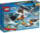 City Helikopter ratunkowy do zadań specjalnych