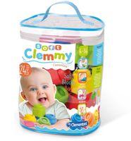 Clementoni Klocki Baby Clemmy We Woreczku 24El. 14889
