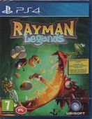 RAYMAN LEGENDS PS4 PO POLSKU PS4 WYS24H FV