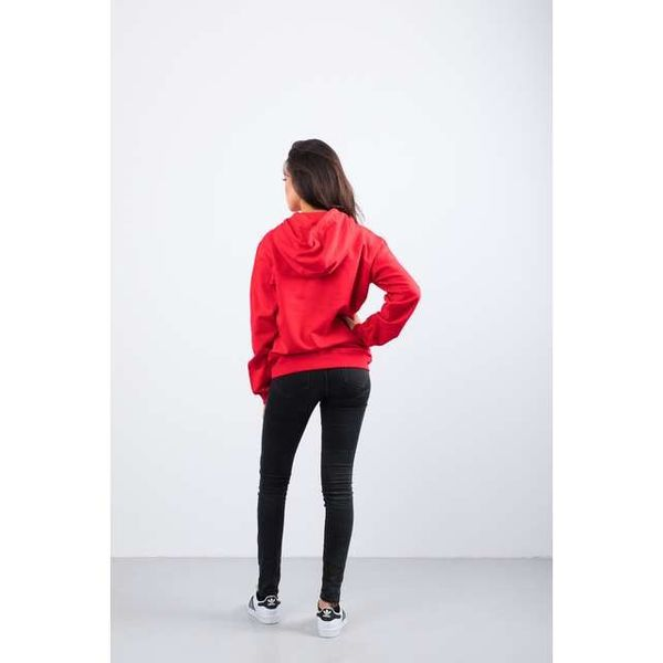 Fila PURE HOODY 006 TRUE RED Rozmiar M