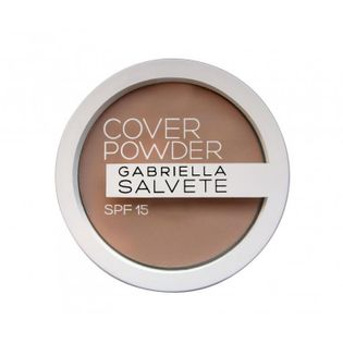 Gabriella Salvete Cover Powder SPF15 Puder 9g 03 Natural
