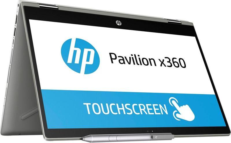 2w1 HP Pavilion 14 x360 i3-8130U 4GB 1TB Win10 Pen zdjęcie 8