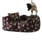 Legowisko łóżko kanapa posłanie dla psa 80/60 zdjęcie 5