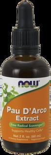 NOW Foods Pau D'Arco Extract la pacho krople 60ml