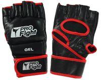 Rękawice MMA Gloves Profight PU czarne XL