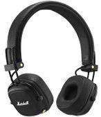 Słuchawki bezprzewodowe Bluetooth Marshall Major III Kolor - Czarny