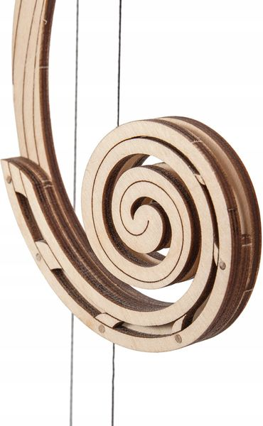 WAHADŁO PENDULUM Mechaniczne Puzzle 3D Drewniane Wooden City zdjęcie 4