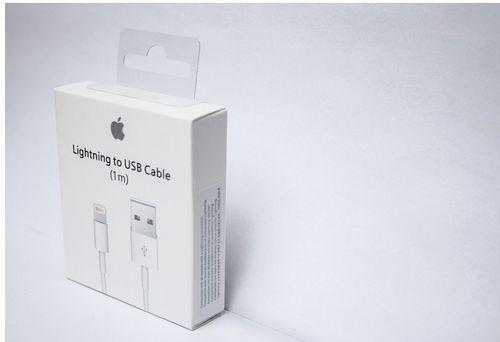 ORYGINALNY KABEL APPLE 1m iPhone 5 5S 6 6G 6S 7 8 na Arena.pl