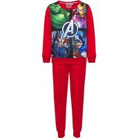 Dres kompletny Avengers r128 8Y Licencja Marvel (RH1069 Red 8Y)
