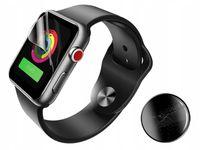 2x Folia 3D ROCK Hydrogel Apple Watch 42 mm 1/2/3