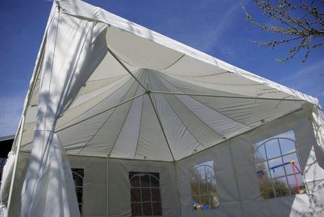 Pawilon ogrodowy 4x4 m, namiot handlowy