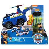 PSI PATROL Flip & Fly Pojazd + figurka Chase