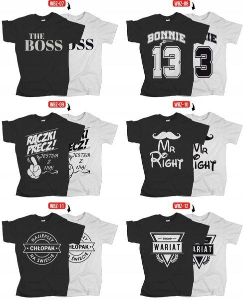 Koszulka dla NIEGO prezent walentynki T-shirt zdjęcie 13