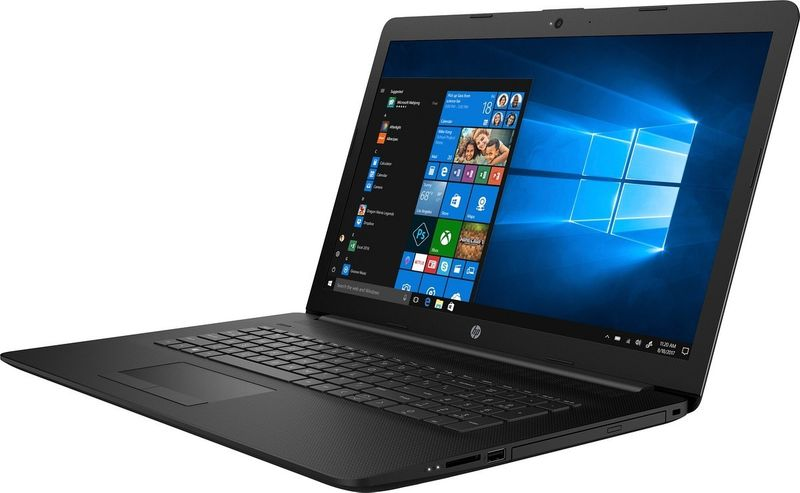 HP 17 Intel Celeron N4000 Dual-core 4GB DDR4 500GB HDD Windows 10 zdjęcie 4