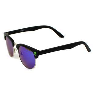 Okulary przeciwsłoneczne nerdy czarne UFO LOOK