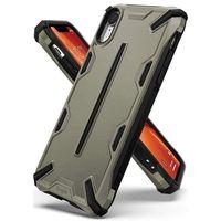 Ringke Dual X iPhone Xr piaskowy /sand DXAP0010