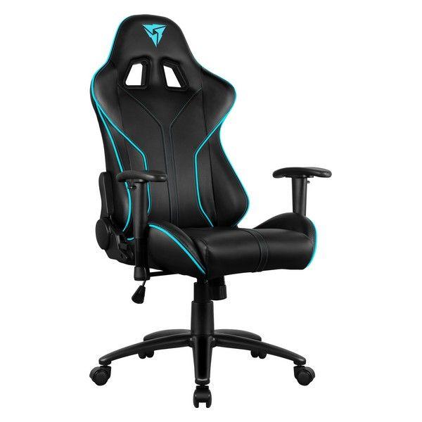 Fotel dla Graczy Tacens RC3HEXC Niebieski zdjęcie 4