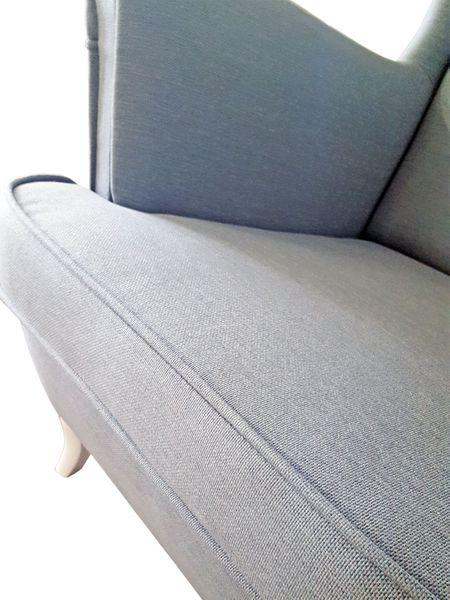 Fotel Uszak Skandynawski - stylowy design zdjęcie 22