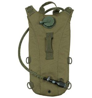 """Plecak hydracyjny z pokrowcem TPU """"Extreme"""" 2,5 l oliwkowy"""