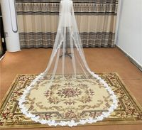 welon długi ślubny biały 3m katedralny sklep ślubny